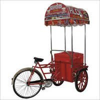ICE CREAM TROLLEY 120 ltr siplast