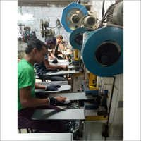 Manufacturing Process For Fan Blades