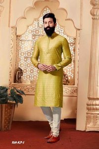Mens Cotton Kurta Pajama