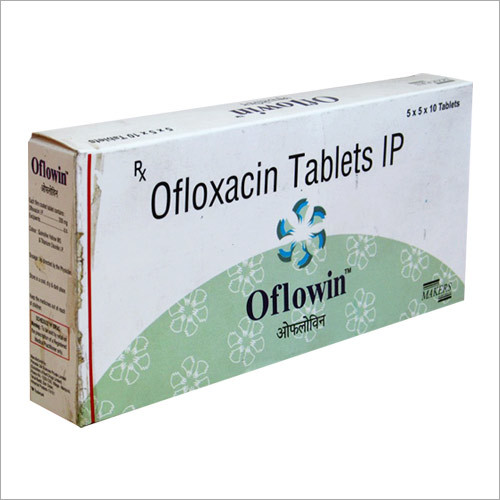 Tablets Packing Box