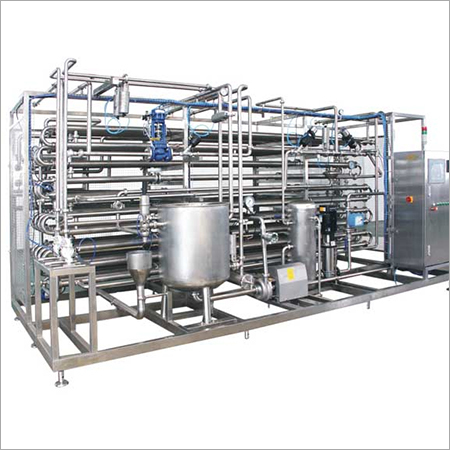 Ultra High Temperature Sterilizer