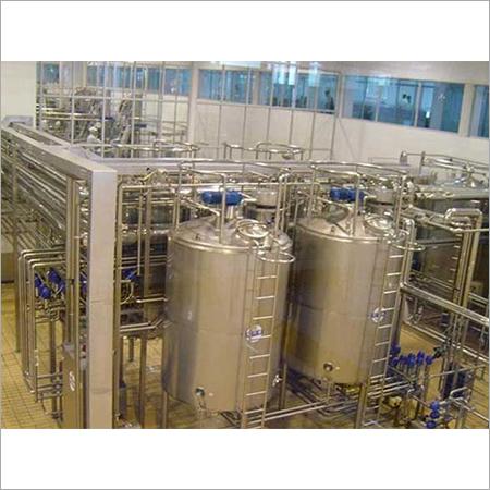Beverage Turnkey Plant