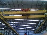 Double Box Girder Eot Crane
