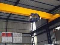 Single Box Girder EOT Crane