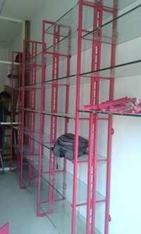 garmet rack system