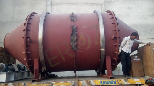 Rotary Furnace Capacity 10 Ton Input For Lead Smelting Plant