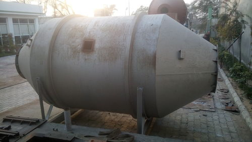 Rotary Furnace Capacity 3 Ton Input For Lead Smelting Plant