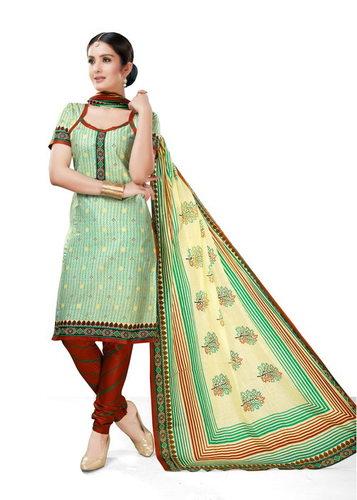Cotton Dress Materials Wholesaling Online Jetpur