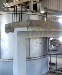 Lead Alloys Process with Lead Alloying Pot