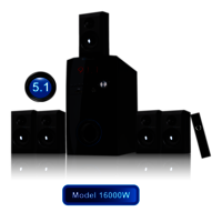5.1 Multimedia Speakers
