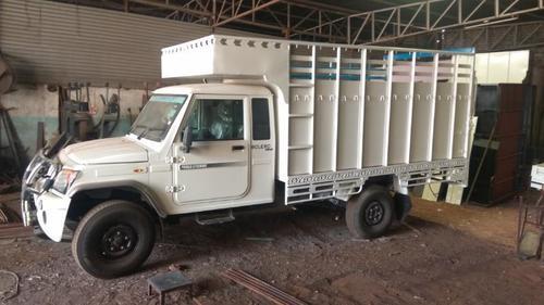 Bolero Loading Container Fabrication