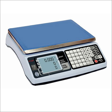Counting Cum Weighing (Table Top)
