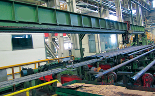 Steel Pipe Measuring and Marking Production Line