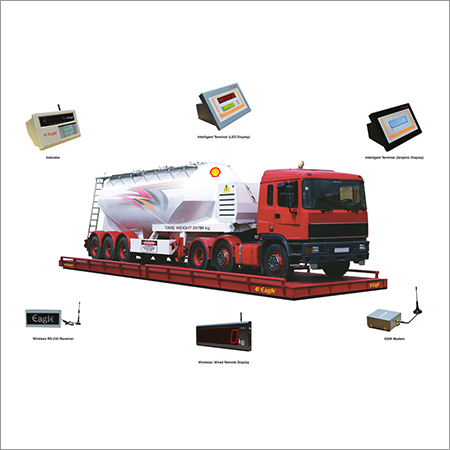Truck Weighing Scales