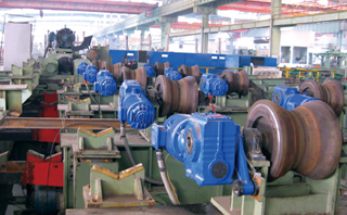 Automatic Chamfering Production Line