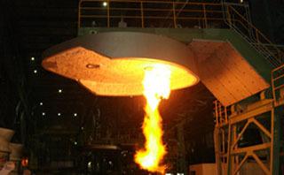 Regenerative Ladle Heating