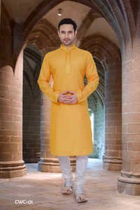 Ethnic Mens Wear Kurta Pyjama