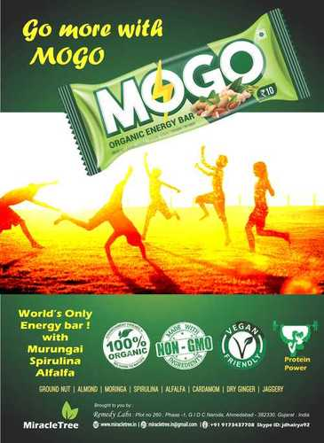 Mogo Energy Bar