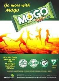 Mogo energy bar-