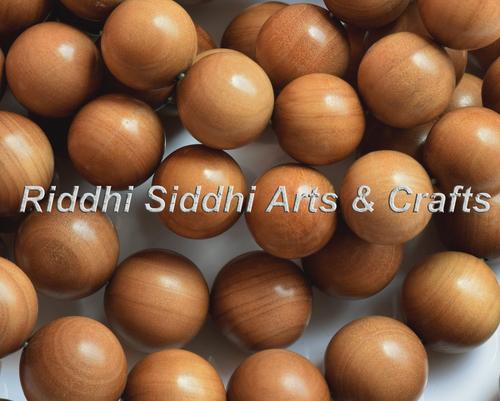 Natural Sandalwood Rosary Beads