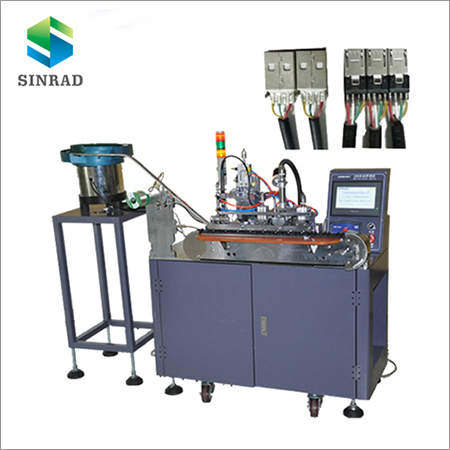 Fully Automatic USB Soldering Machine