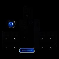 5.1 Multimedia Speaker System