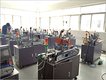 Robotic Soldering Machine