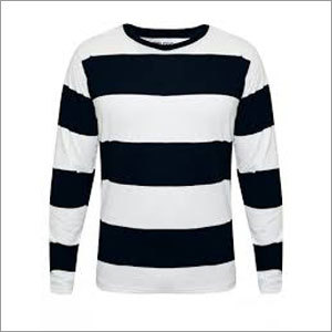 Full Sleeve Round Collar T-Shirt
