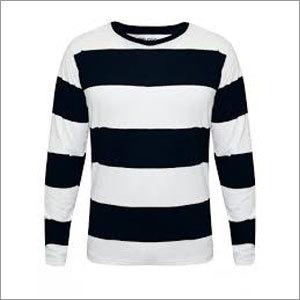 Full Sleeve Round Collar T-Shirt