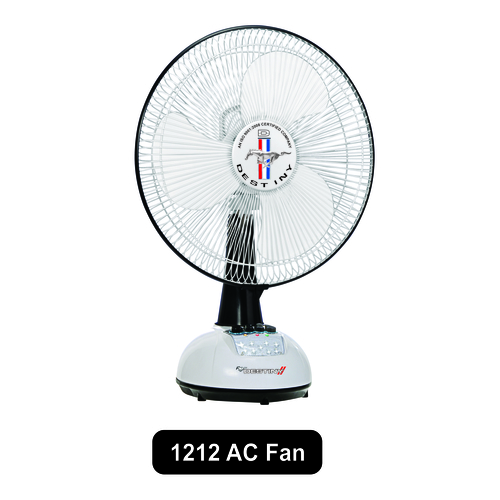 AC DC Table Fan
