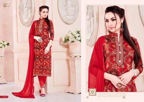 AADESH DRESSES (ZAHEEN VOL-7) Salwar Kameez Wholesale