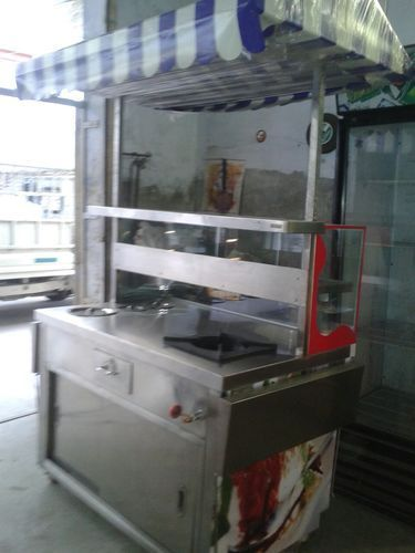Stainless Steel Snacks Counter