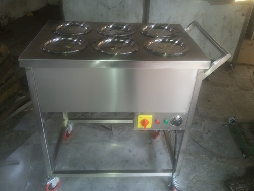 SS Food Trolley Electrical