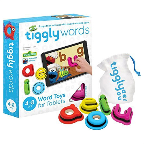 Tiggly Words Interactive Learning Toys