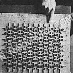 Matrices de puzzle denteux