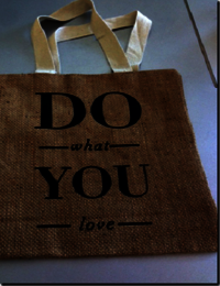 Customized Jute Handbag