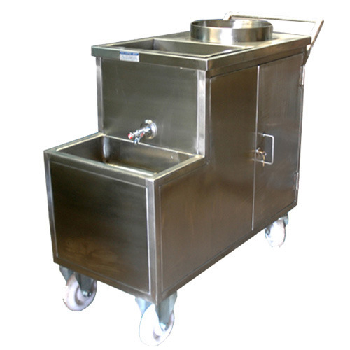 Tea Sink Trolley