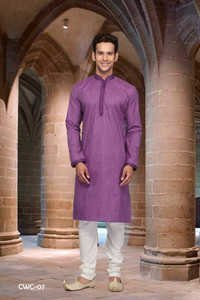 Mens Kurta Pyjama Set