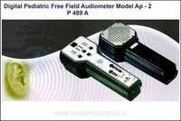 DIGITAL PEDIATRIC FREE FIELD AUDIOMETER MODEL AP - 2