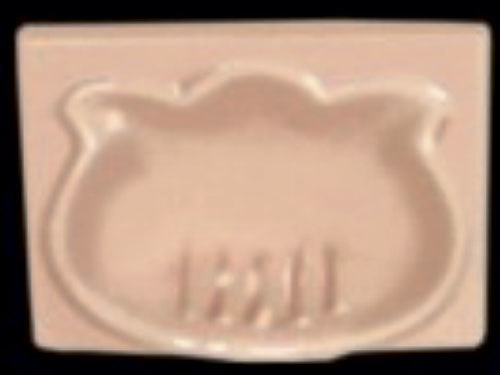 Bathroom Ceramic Soap Dish
