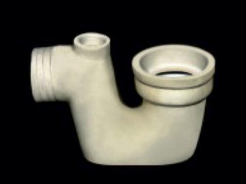 Ceramic Vent P Trap