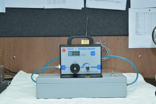 Services Instruments Calibrated