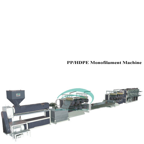 Extrusion lines for mono-filaments