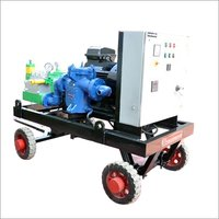 High Pressure Hydro Test Pump