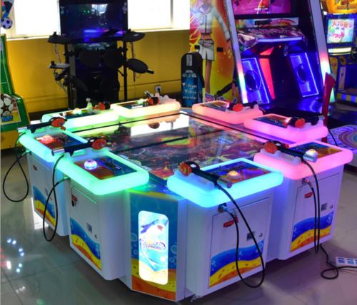 Arcade Fishing Game Machine