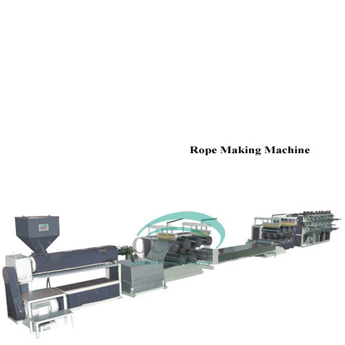 Monofilament manufacturing machine for rope &net