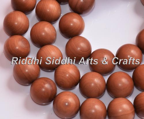 Fine Mysore Sandalwood Beads