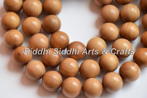 Fine Mysore Sandalwood Necklace