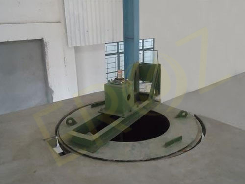 Refining Pot Capacity 25.0 Ton per Batch for Lead Remelting