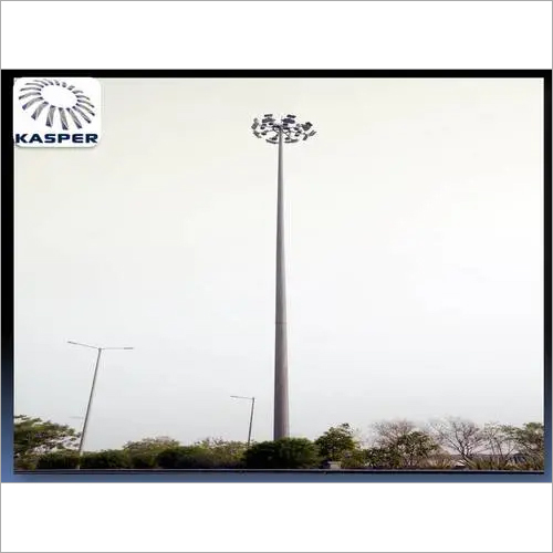 High Mast Pole - Manufacturers & Suppliers, Dealers